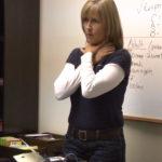 Me teaching choking