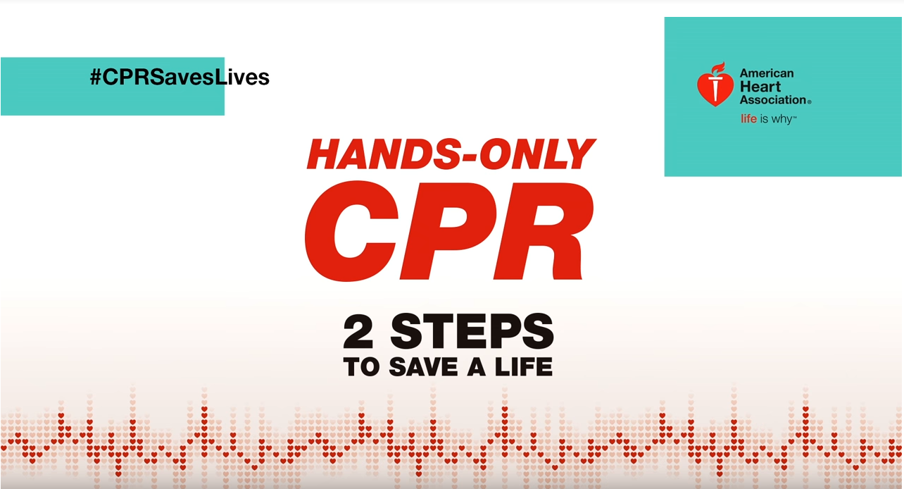 Hands-Only CPR videos!