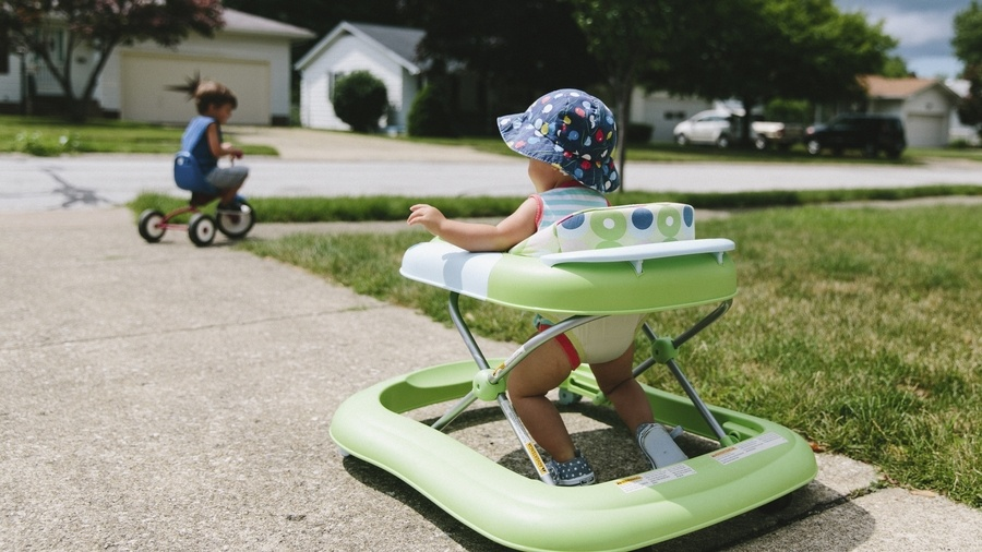 Infant Walkers Injure More Than 9,000 Children Annually